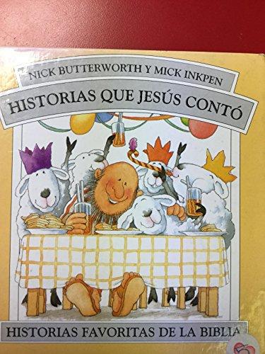 9780789913777: Historias Que Jesus Conto / Stories Jesus Told