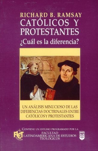 9780789913876: Catolicos y Protestantes, Cual es la diferencia?/Catholics and Protestants, What's the Difference? (Spanish Edition)