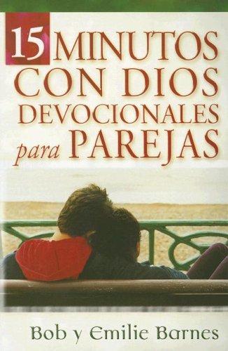 9780789913906: 15 Minutos Con Dios Devocionales Para Parejas