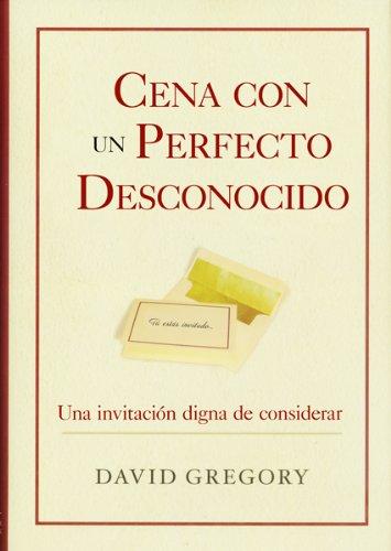 9780789914347: Cena Con Un Perfecto Desconocido: Dinner with a Perfect Stranger