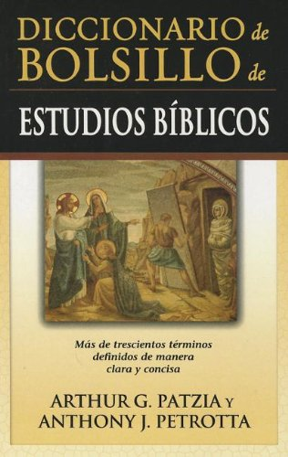 9780789914965: Diccionario de Bolsillo de Estudios Biblicos = Pocket Dictionary of Biblical Studies (Spanish Edition)
