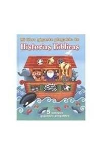 9780789915092: Mi Libro Gigante Plegable De Historias Biblicas / My Giant Fold-out Book of Bible Stories