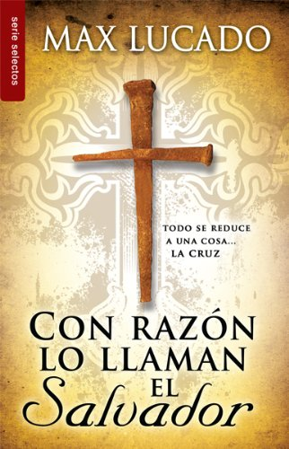9780789916235: Con razon lo llaman el Salvador (Spanish Edition)