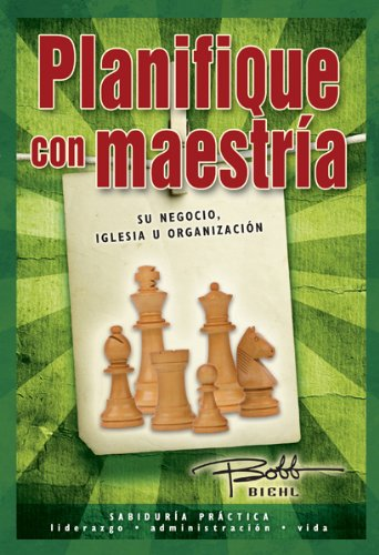 9780789916655: Planifique Con Maestria: Su Negocio, Iglesia U Organizacion