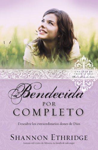 9780789916938: Bendecida Por Completo (Spanish Edition)