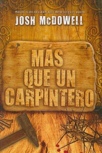 9780789917126: Mas Que un Carpintero