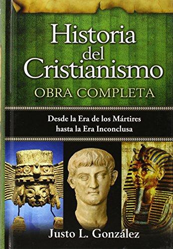 Historia del Cristianismo, Tomo 1: Desde la Era de los Martires Hasta la Era de los Suenos ...