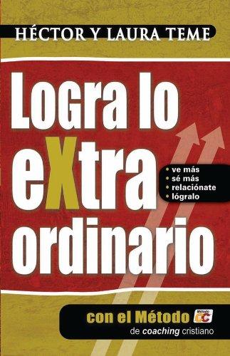 9780789918086: Logra Lo Extraordinario Con El M'Todo CC: Achive the Extraordinary with M'Todo CC