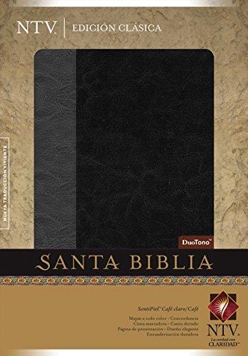 9780789918437: Ntv Santa Biblia/dos tonos negro/gris (Spanish Edition)