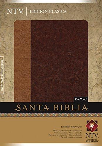 Santa Biblia-Ntv (Imitation Leather)