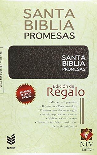 9780789918468: Santa Biblia Promesas-Ntv-Regalo