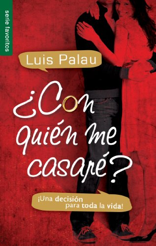 9780789918536: Con quien me casare? / Whom Shall I Marry? (Spanish Edition)