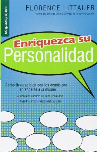 9780789918758: Enriquezca Su Personalidad Nf: Personality Plus Nf