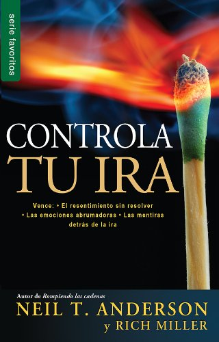 9780789919410: Controla tu ira/ Getting Anger Under Control