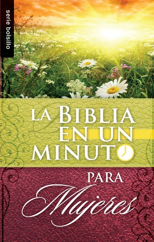 9780789919540: Biblia en un Minuto Para Mujeres