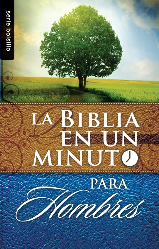 9780789919557: Biblia en un Minuto: Para Hombres = One Minute Bible: For Men (Serie Bolsillo)