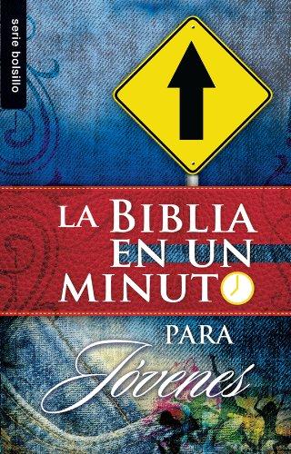 9780789919564: La Biblia en un Minuto: Para Jovenes = One Minute Bible: For Teens (Serie Bolsillo)