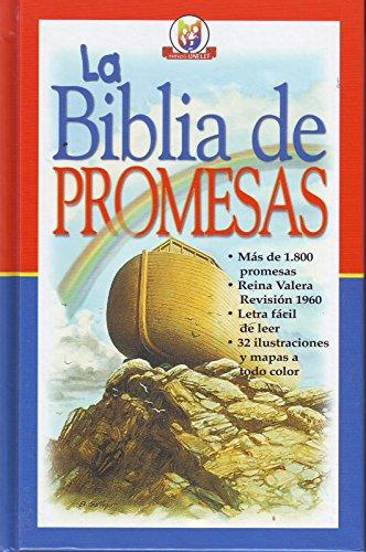 9780789920379: La Biblia de Promesas-Rvr 1960