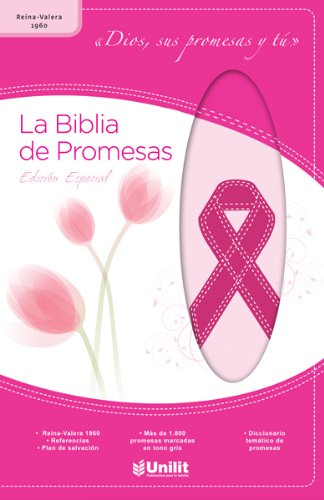 9780789920478: Biblia de Prom Piel Rosa ACA-Cncer: Promise Bible Leather Pink ACA-Cancer