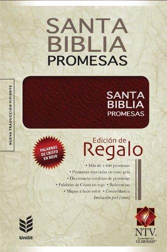 9780789920775: Santa Biblia Promesas-Ntv-Regalo