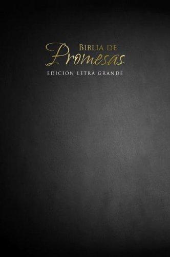 9780789920928: Biblia de Promesas Letra Grande-Rvr 1960 (Spanish Edition)