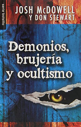 9780789921116: Demonios, Brujeria y Ocultismo = Demons, Witches, and the Occult (Bolsillo)