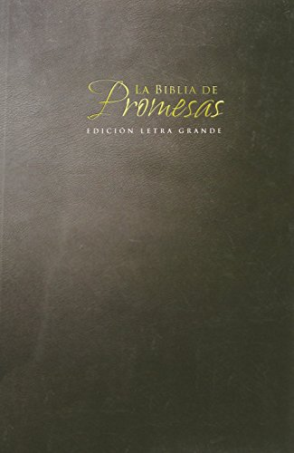 9780789921222: La Biblia de Promesas-Rvr 1960-Letra Grande