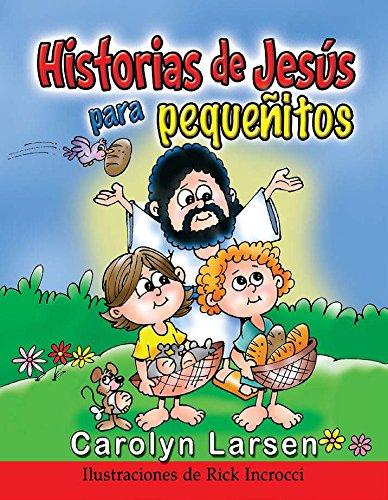 9780789921420: Historias de Jess Para Pequ'nitos