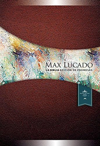 9780789922007: Biblia de Promesas Max Lucado/ Max Lucado Promise Bible: Reina Valera 1960: Promesas Inspiradoras