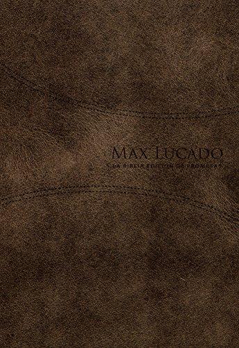 9780789922021: Biblia de Promesas Max Lucado/piel especial / clásico café // Max Lucado Promise Bible / Deluxe / Classic Brown (Spanish Edition)