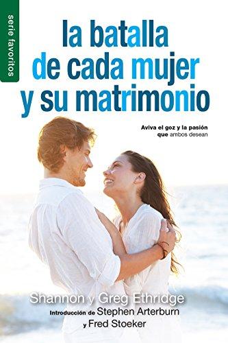 9780789922298: Batalla de Cada Mujer y Su Matrimonio = Every Women's Marriage