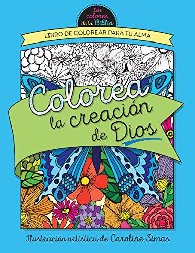 COLOREA LA CREACION DE DIOS