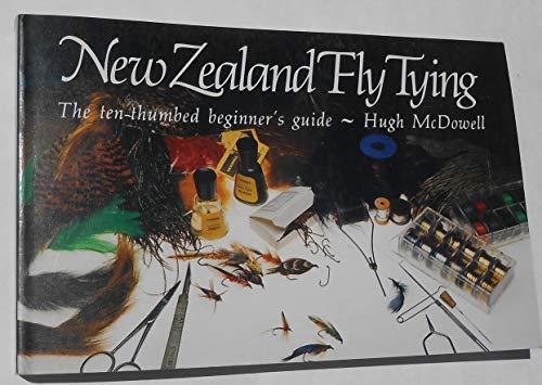 9780790000213: New Zealand Fly Tying