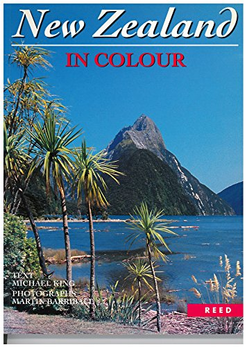 New Zealand in Colour: Michael King, Martin