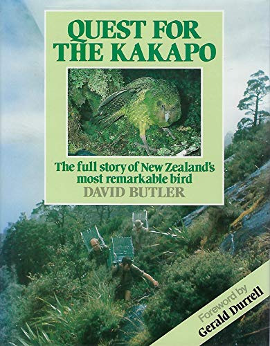 9780790000657: Quest for the Kakapo