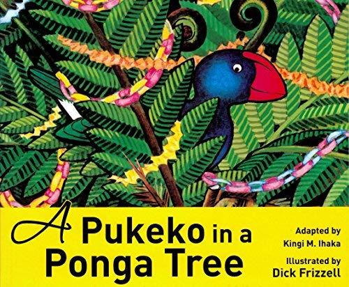 9780790001487: A Pukeko in a Ponga Tree
