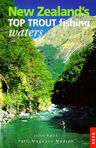 9780790005904: New Zealand's Top Trout Fishing Waters