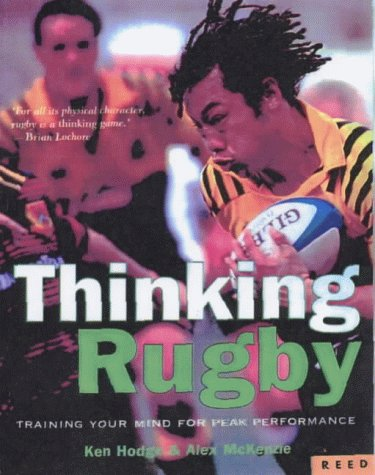 9780790006666: Thinking Rugby: Training Your Mind for Peak Performance
