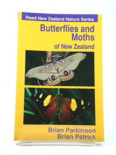 9780790007342: Butterflies and Moths of New Zealand (Reed New Zealand Nature)