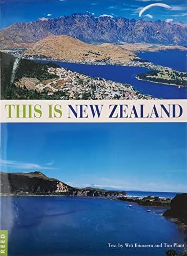 This is New Zealand: Ihimaera, Witi, Plant, T.