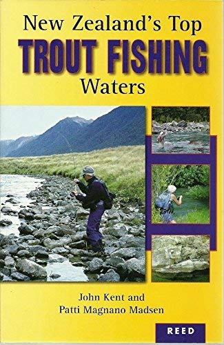 9780790008776: New Zealand's Top Trout Fishing Waters