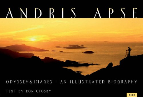 9780790011004: Andris Apse: Odyssey and Images-An Illustrated Biography