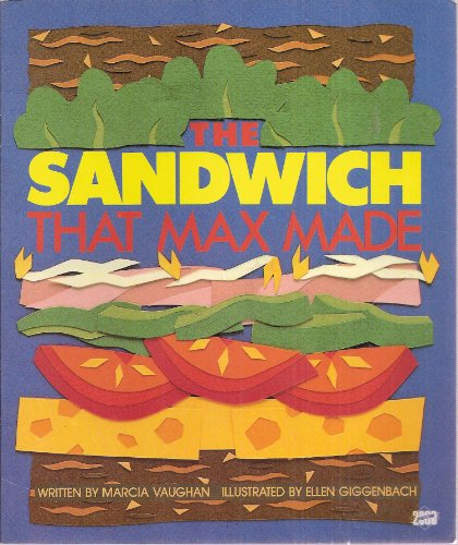 9780790100821: The Sandwich That Max Made