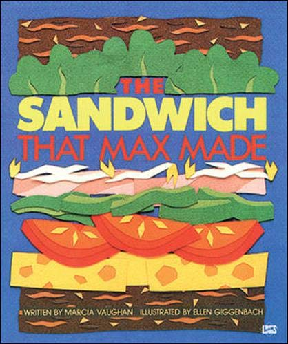 9780790100838: The Sandwich That Max Made (Literacy Links)