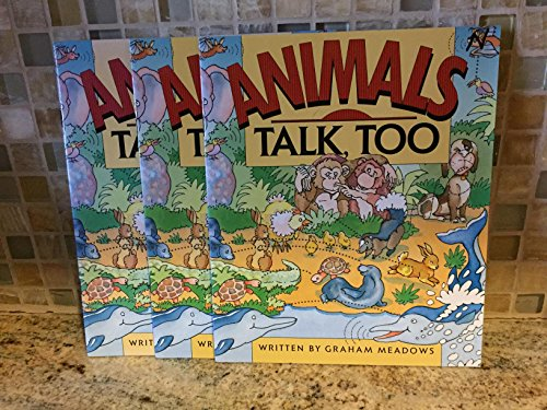 9780790102238: Animals Talk, Too