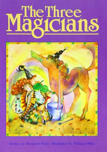 9780790102597: The Three Magicians: What a World! (Literacy Links Plus Guided Readers Fluent)