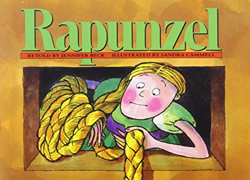 9780790102689: Rapunzel: What a World! (Literacy Links Plus Guided Readers Fluent)