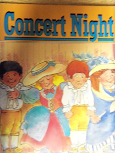 Concert Night (Literacy 2000 Stage 6) (9780790102948) by Pauline Cartwright