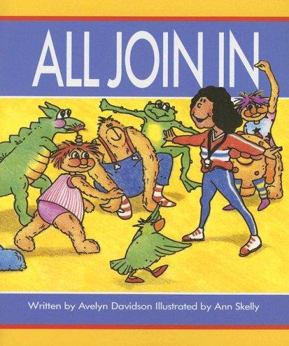 9780790111520: All Join in (Literacy Tree: Animal Antics)