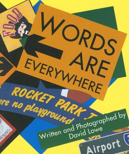 9780790111711: Words Are Everywhere (Literacy Tree: Let's Get Together)
